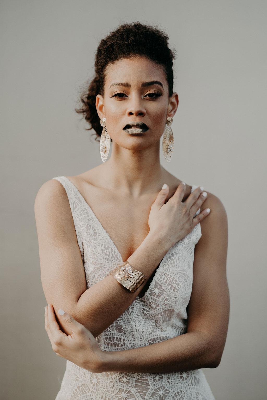 coiffure maquillage rock Widnie Alexis Manon Gontero
