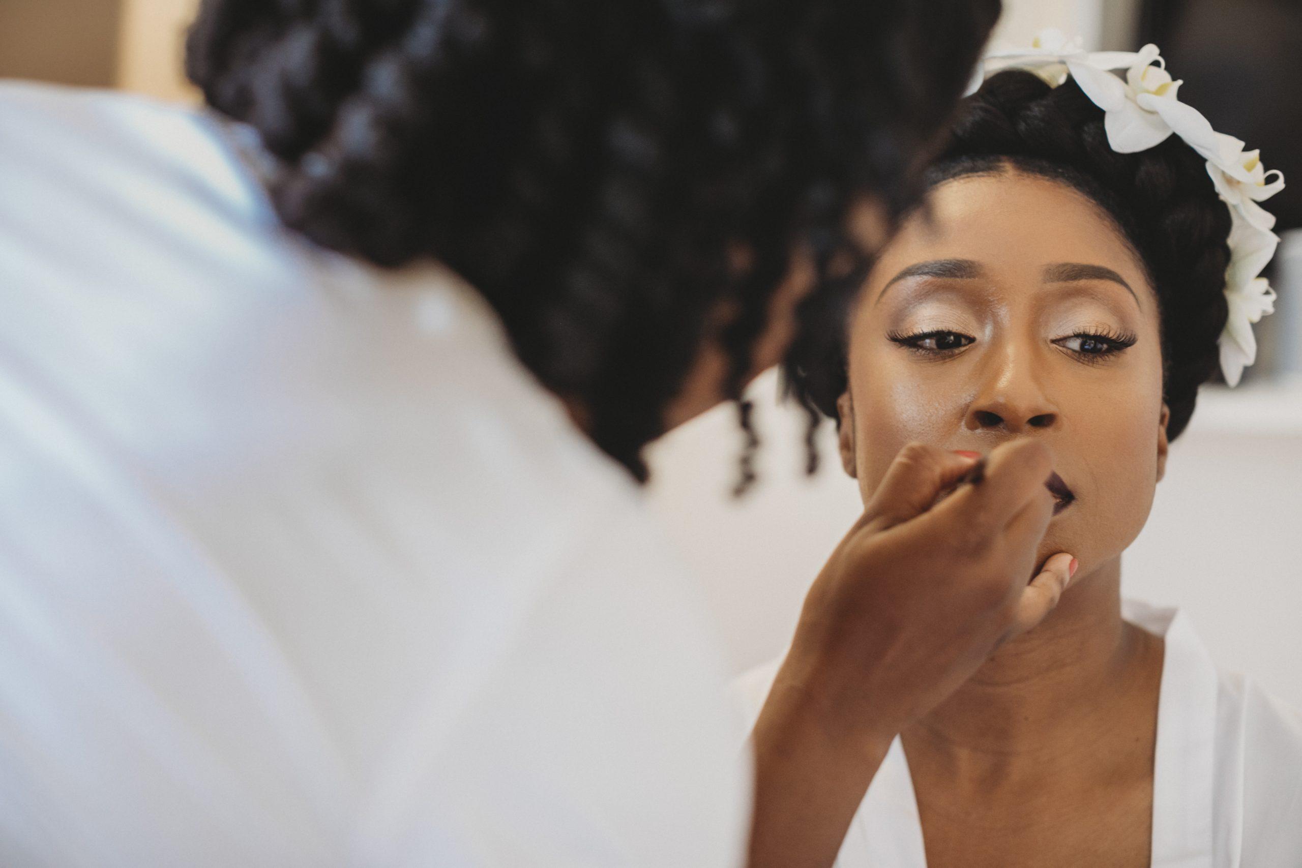 Christelle Pierre Olivier Coiffure maquillage Widnie Alexis